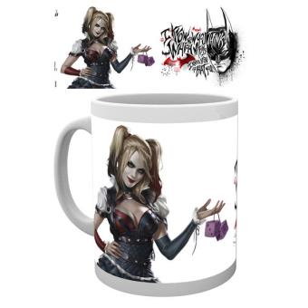 BATMAN ARKHAM KNIGHT Mug Céramique Harley Queen