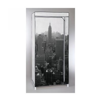 Penderie souple NEW YORK Empire State Building 160x65x75 cm