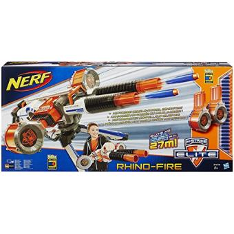 hasbro 362086 nerf n strike elite xd rhinofire autre jeu de plein air achat prix fnac. Black Bedroom Furniture Sets. Home Design Ideas
