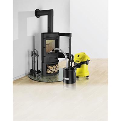 Karcher mv 3 fireplace kit aspirateur eau et poussières et cendres 1000 w