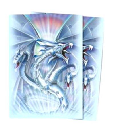 Ultra Pro 50 pochettes Deck Protector Blue Diamond Dragon