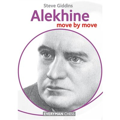 Alekhine: Move By Move (Paperback)