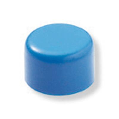 Blister de 10 aimants ronds 12mm coloris assortis