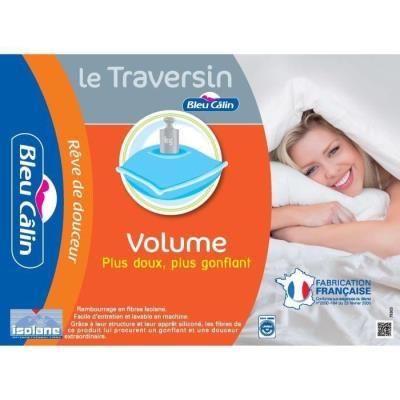 BLEU CALIN Traversin Volume 160cm