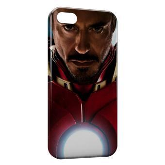 coque iphone 6 plus iron man