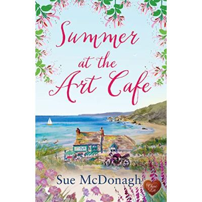 Summer at the Art Cafe (Choc Lit) - [Livre en VO]