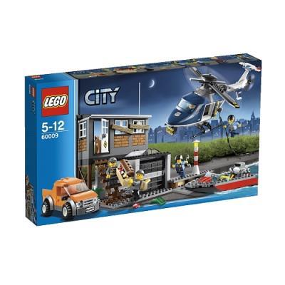Lego City 60009 L'intervention de Hélicoptère