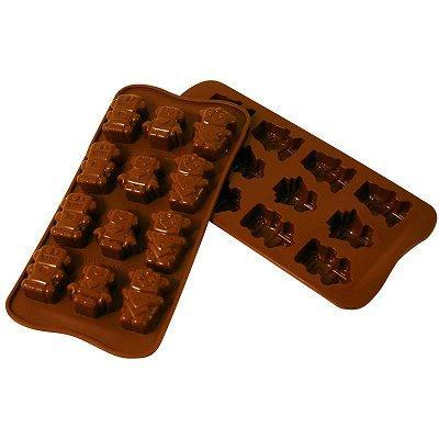 Moule en silicone - Moule à chocolat Easy Choc : Robochoc