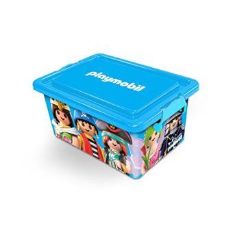 Boite De Rangement Playmobil playmobil - 064672 - grande boîte de rangement 23 l + boîte