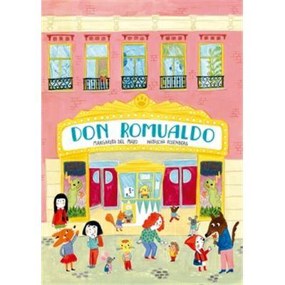 Don Romualdo - [Livre en VO]