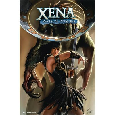 Xena Warrior Princess Omnibus Volume 1