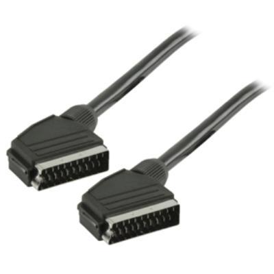 Ce câble adaptateur PÉRITEL est approprié au branchement des appareils comme votre lecteur DVD sur votre téléviseur.