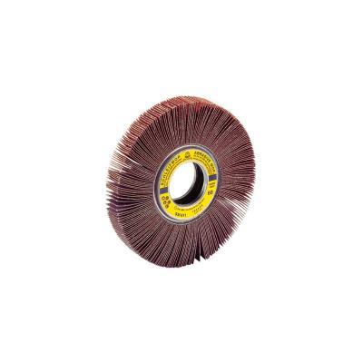 Roue à lamelles corindon SM 611 D. 250 x 50 mm Gr 320 - 12236