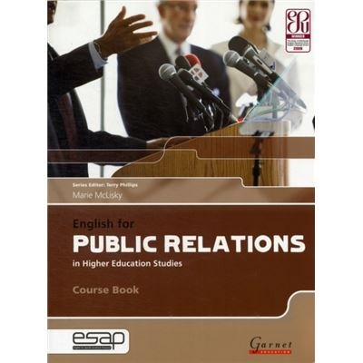 English For Public Relations In Higher Education Studies (English For Specific Academic Purposes) (Hardcover)