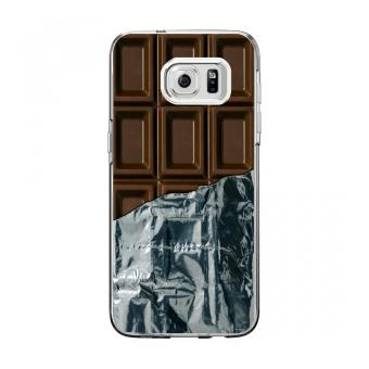 coque samsung s7 tablette chocolat noir