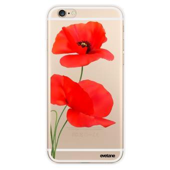 coque iphone 6 coquelicot