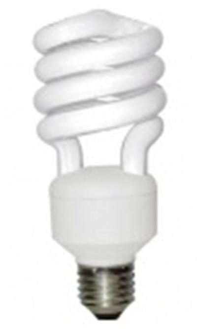 STEP Ampoule Spirale Economie d'énergie E27 20W/100W Gros culot à vis