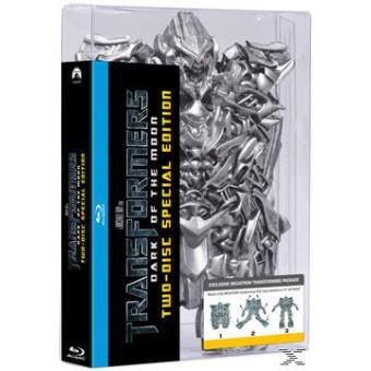 Transformers 3: O Lado Oculto da Lua – Edição Especial Megatron - Blu-ray