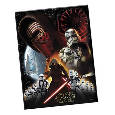 Nappe en plastique Star Wars Procos