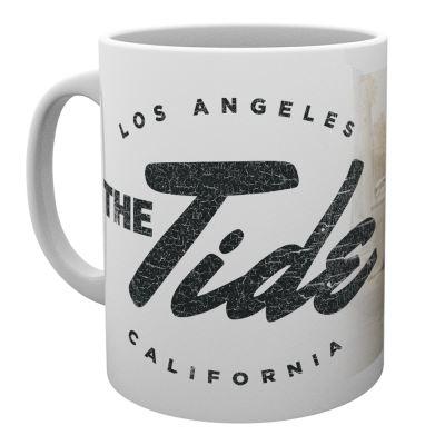 Tasse de ceramique The Tide Bande