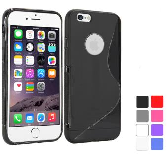 coque iphone 6 gel noir