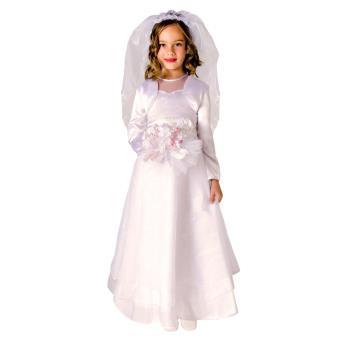 Deguisement Robe De Mariee 8 10 Ans Cesar