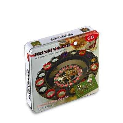 Jeu shooter roulette wheel