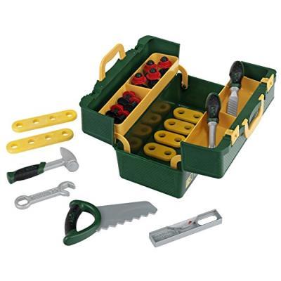 Klein - 8547 - jeu d'imitation - caisse à outils bosch home-worker avec outils profiline