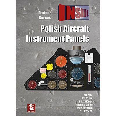 Polish Aircraft Instrument Panels (INSIDE) - [Livre en VO]