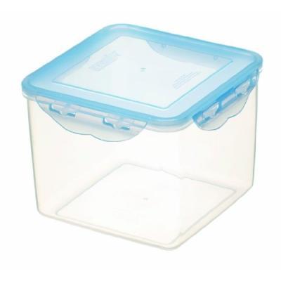 kitchencraft boîte carrée hermétique 3,1 l