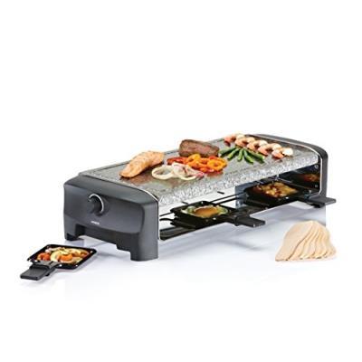Princess grill party raclette pierre à cuire pour 8 personnes