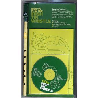 how to play irish tin whistle