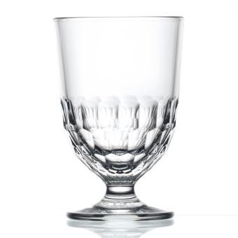 verre a pied bas
