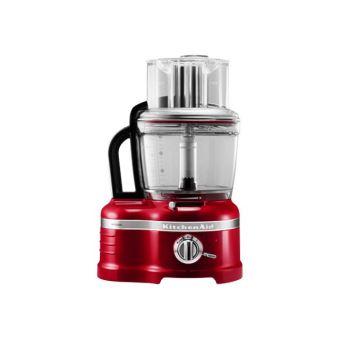 KitchenAid Artisan 5KFP1644ECA - keukenmachine - 650 W - apple red