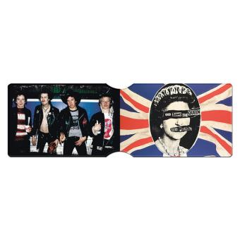 Porte Carte Sex Pistols God Save the Queen