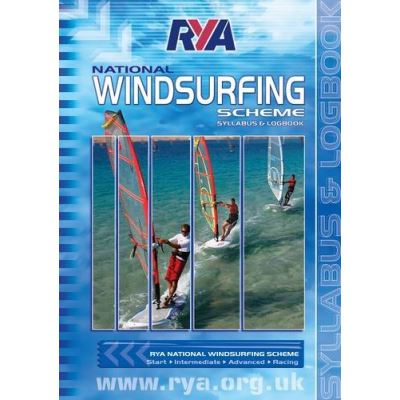 RYA National Windsurfing Scheme: Syllabus and Logbook