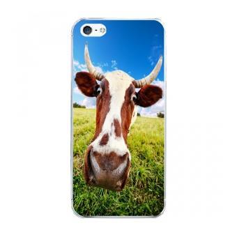 coque vache iphone 5