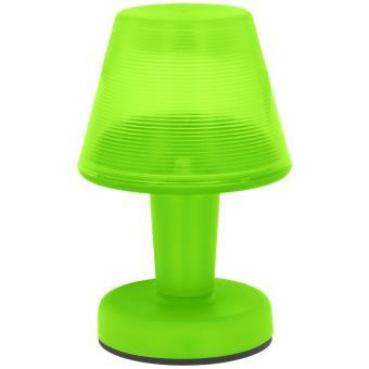 Eclairage City Poser Vert Petit Design Idéal Lampe Nuit A Led Fluo Veilleuse mwnv80N