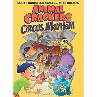 Animal Crackers Circus Mayhem