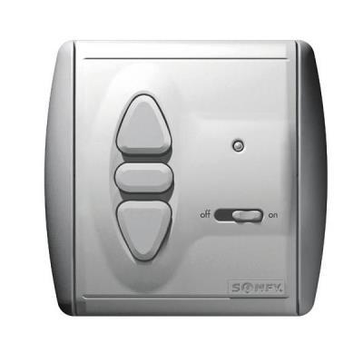Le Filaire Devient Telecommande Centralis Uno Rts Somfy Pour Volet Store Roulant