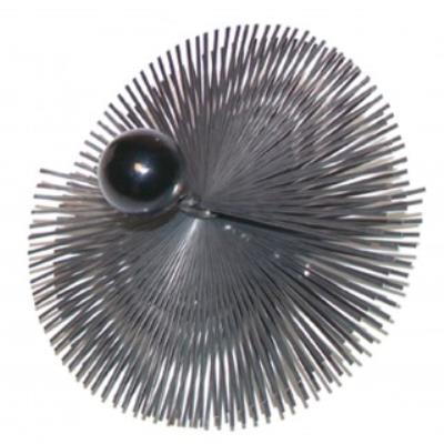 Hérisson acier trempé à boule diamètre 150mm