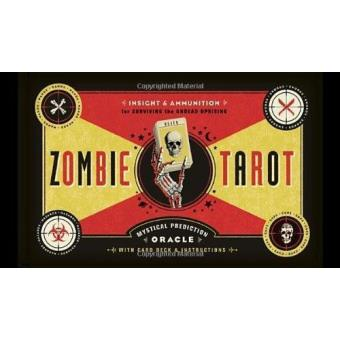 The Zombie Tarot /Anglais