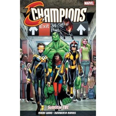 Champions Vol. 1: Change The World - [Version Originale]