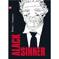 Alack sinner-salamandra graphic