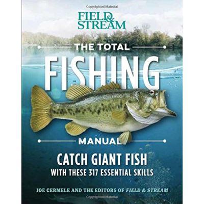 Total Fishing Manual: Catch Giant Fish - [Livre en VO]