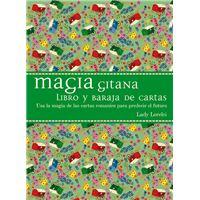 Magia gitana l+baraja de cartas