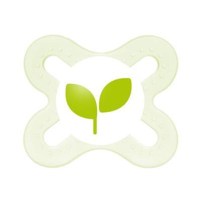 Sucette 0-2 mois silicone