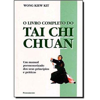 Livro completo do tai chi chuan (o)