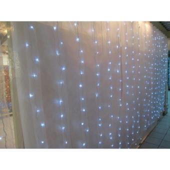 Rideau organza lumineux 280/240 - Luminaire enfant - Achat & prix | fnac