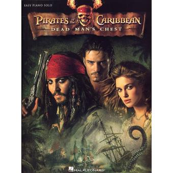 Pirates of the Caribbean - Dead Man's Chest (Easy Piano) - Paperback - 2007
